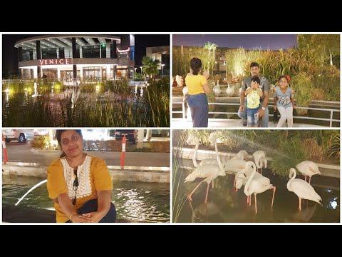 ZALLAQ SPRINGS Bahrain   Beautiful Water Garden Bahrain   Indian Mom Vlogger