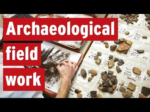 Exposure to archaeological field work