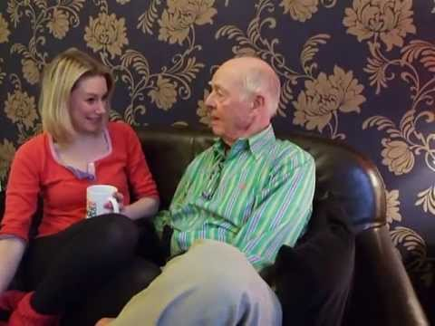 Kellie Shirley chats with Ray Cooney for runforyourwife.co.uk