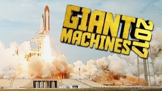 Giant Machines 2017 Gameplay - Launching the Shuttle! - Let's Play Giant Machines 2017 Part 9