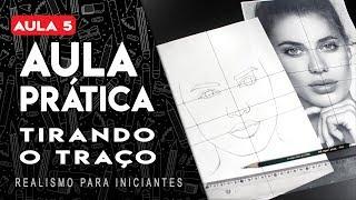 TIRANDO O TRAÇO - Desenho Realista para Iniciantes