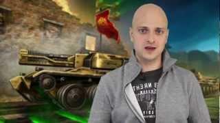 ТАНКИ ОНЛАЙН Видео блог №7(, 2012-08-17T15:43:18.000Z)