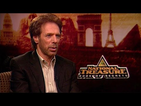 'National Treasure: Books Of Secrets' Bruckheimer & Turteltaub Interview