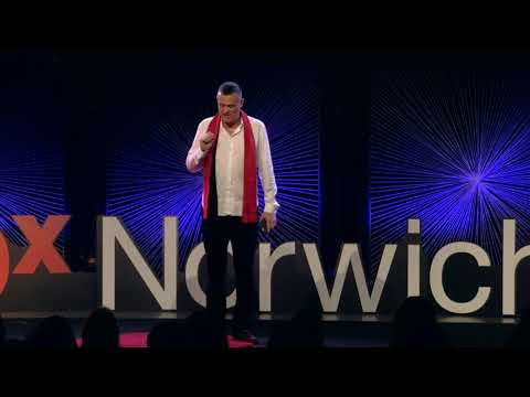 In Our Hands: The Future of proactive health is a heartbeat away | Dr Robert Adams | TEDxNorwichED