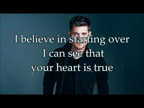 Michael Buble   I Believe In You Lyrics Video Full HD 1080p