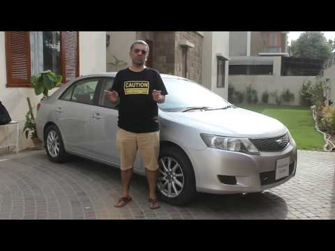 Official Review - BamWheels - Toyota Allion 2007 - Lost Twin Of Toyota Premio