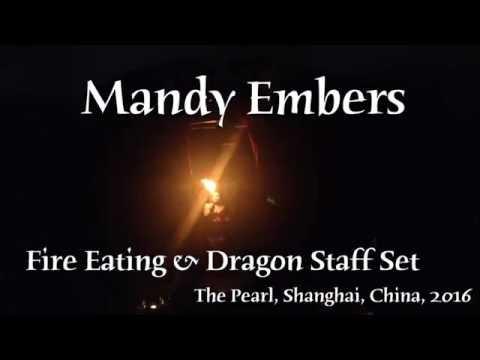 Mandy Embers Fire Cabaret