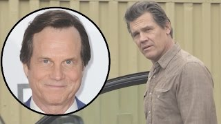 Josh Brolin Talks About Death of Bill Paxton | Splash News TV