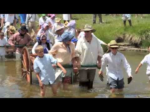 Best Mormon Pioneer Trek Video Martin's Cove Wyoming Spanish Fork 3rd Ward