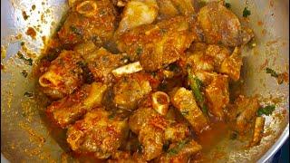 Lamb Karahi Recipe , کرایی گوشت 👌گوسفند Mutton Karahi Gosht Recipe Afghani Karahi