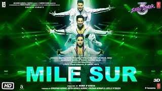 "Presenting the video song ""mile sur "" from bollywood movie street dancer 3d. gulshan kumar and t-series present a films production in associatio..."