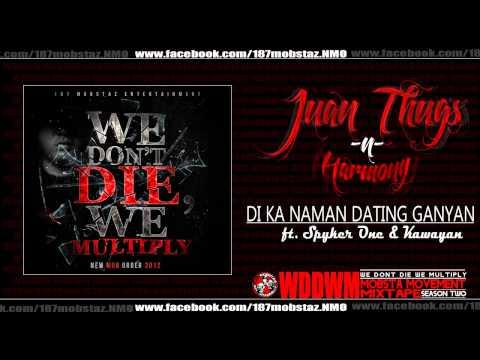 Juan Thugs n Harmony ft. Spyker one & Kawayan - DI KA NAMAN DATING GANYAN (Beat by JE Beats)