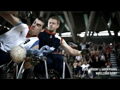Public Enemy - Harder Than You Think - UK Paralympics Version
