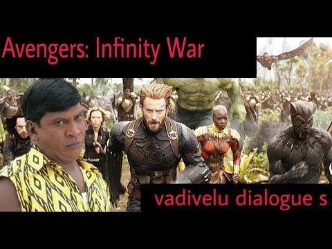 Avengers: Infinity War vadivelu dialogue Tamil