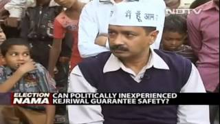 Election Nama with Arvind Kejriwal Full Video - NDTV