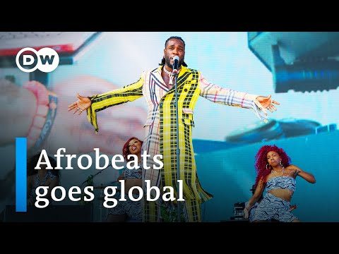 Afrobeats: African music takes the world by storm | DW News Africa