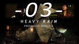 [PS4] Heavy Rain #03 - Melina / Miejsce zbrodni