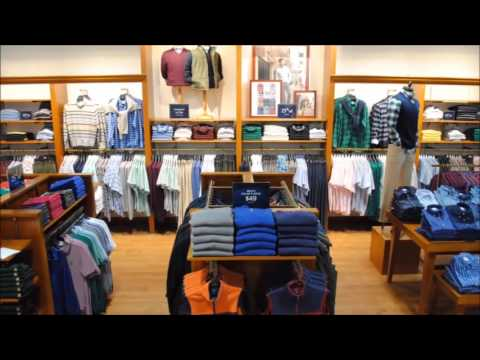 237a2281c1f Brooks Brothers 6761 Tampa Premium Outlets Store Opening - YouTube