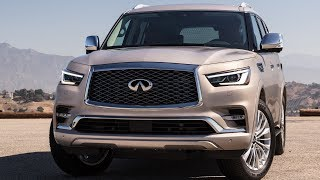 2018 Infiniti QX80 – Ready to Fight Range Rover?