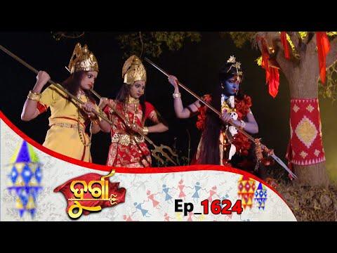 Durga | Full Ep 1624 | 22nd Feb 2020 || Odia Serial – TarangTV