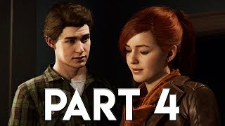 SPIDER-MAN PS4 Walkthrough Gameplay Part 4 | DATE WITH MJ  | Marvel's SPIDER-MAN - Pete