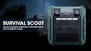 Survival Scout | ION Audio