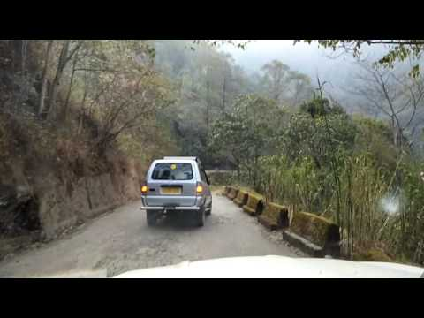 Darjeeling to tigar hill journey