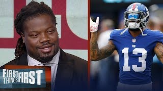 """Damon """"Snacks"""" Harrison joins Nick and Cris in studio 