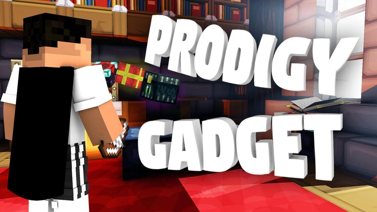 Prodigy Gadget Plugin by DiamondRushXD