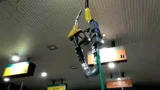 Корейская автозаправка / Правильная заправка бензина или весь бензин в бак клиента