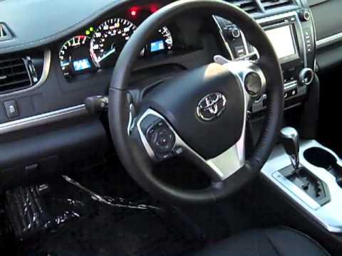 2012 Toyota Camry SE 4 Cylinder  Jon Lancaster Toyota