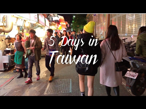 Why I Love Taiwan | Kaoshiung, Tainan, Taipei | Travel Vlog 2017 HD