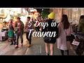 Why I Love Taiwan Kaoshiung Tainan Taipei Travel Vlog 2017 HD mp3