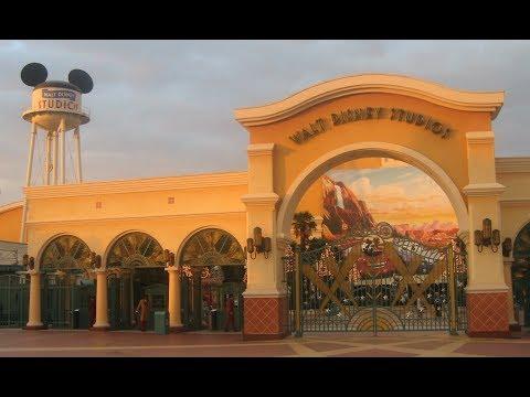 Walt Disney Studios Park | Entrance | Daytime BGM Loop