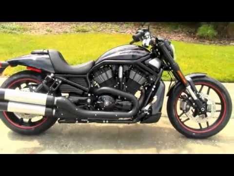 New 2013 Harley-Davidson VRSCDX V-Rod Night Rod Special - YouTube