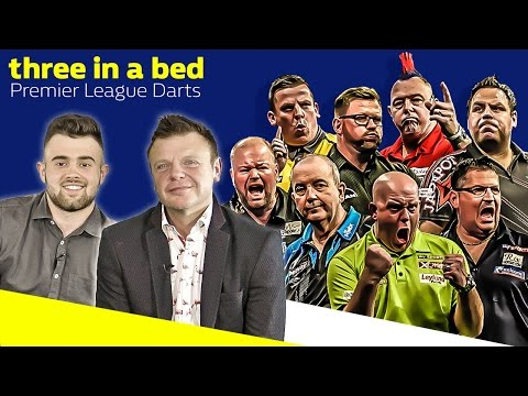 Premier League Darts Final Preview Show | Chris Mason & Mackenzie Cadman | 'Three In A Bed'