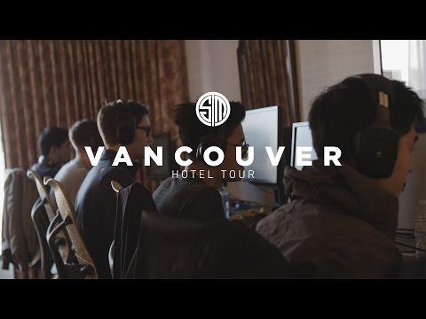 TSM Vancouver Hotel Tour