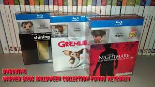 Unboxing - Warner Bros. Halloween Collection Funko Keychain (Bluray)