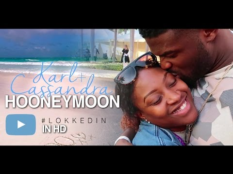 #LokkedIn | The Honeymoon of Karl & Cassandra Lokko