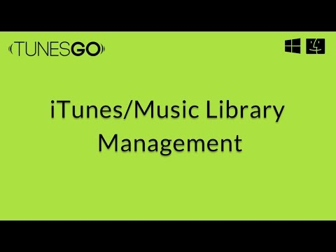 Tunesgo Cleaning Up Itunes Li Ry Fix Id3 Tags Delete Duplicate Songs Clean Missing Track