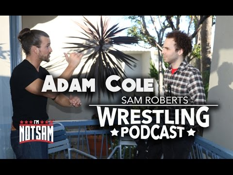 Adam Cole - ROH, Exclusive Contracts, WWE, Injury, PWG, etc - Sam Roberts