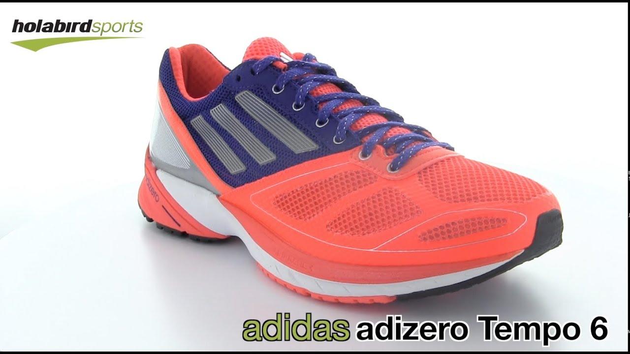 Running Shoe Preview: adidas adizero