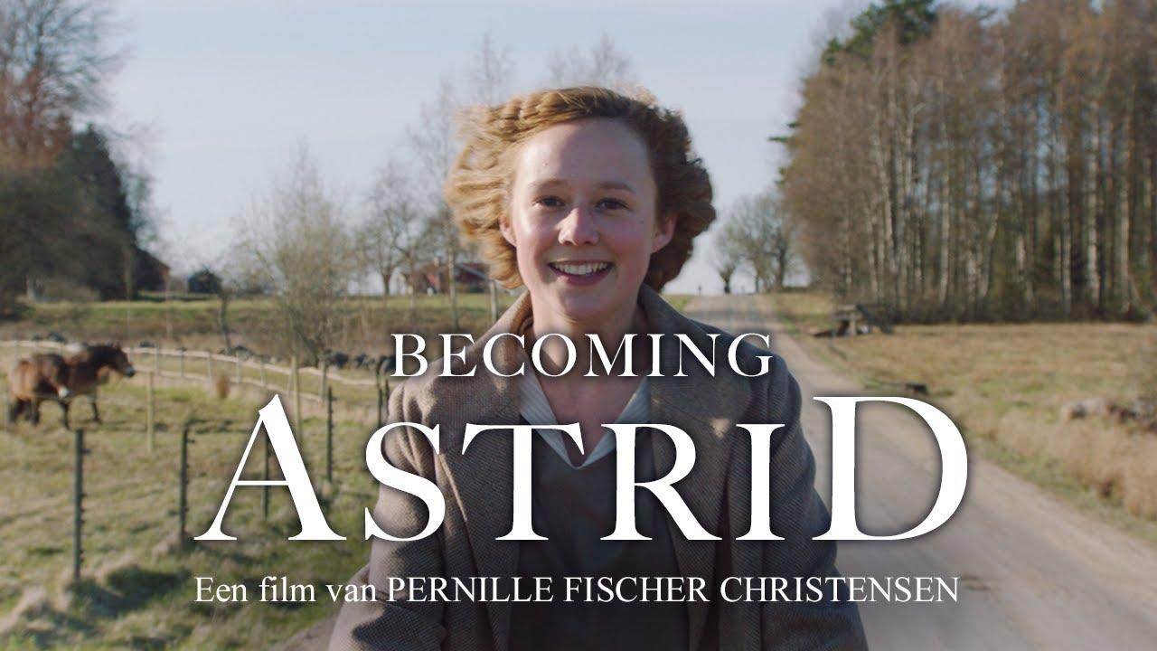 BECOMING ASTRID - Officiële NL trailer