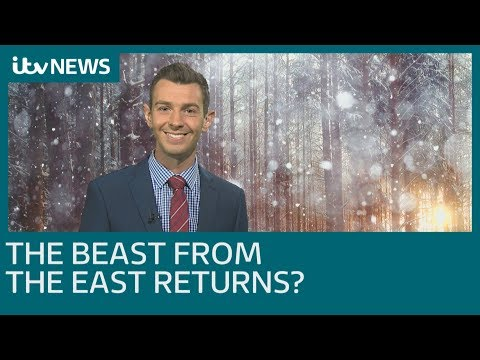 Is The Beast From The East Set To Return This Winter?   ITV News