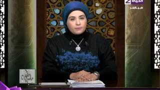 شاهد.. رسالة نادية عمارة لمفيد فوزى بعد تصريحاته عن الشيخ الشعراوي