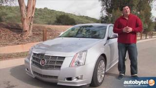 Cadillac CTS-V Wagon 2012 Videos