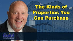 The VA Loan Guy: The kinds of properties you can purchase