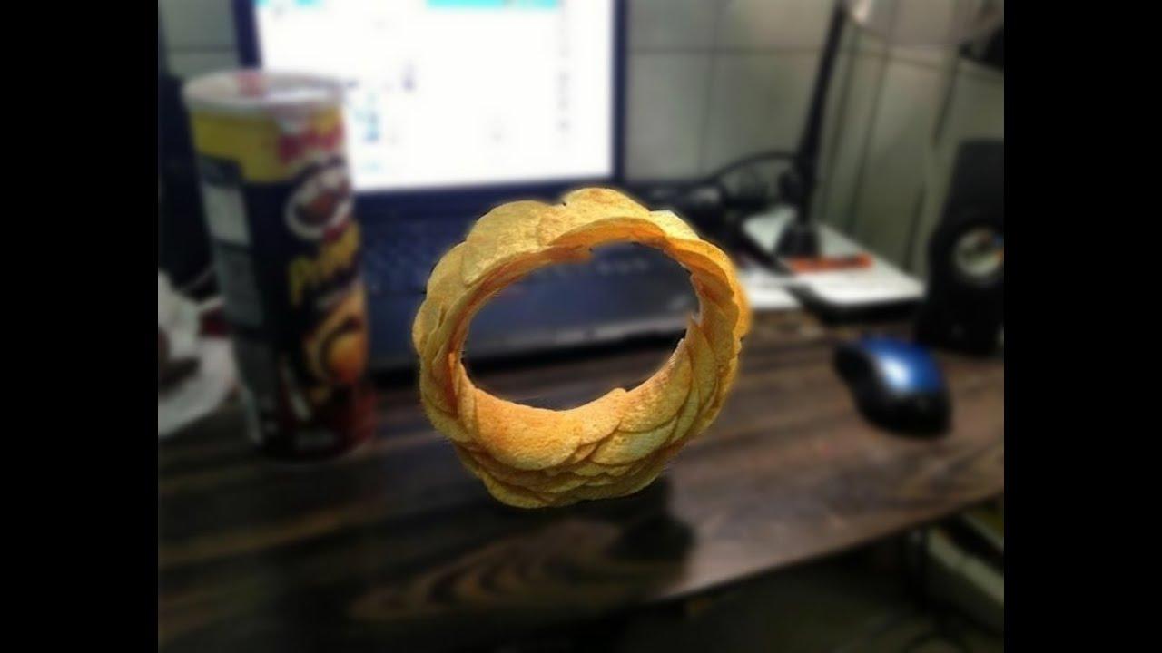 Pringle Ring Challenge