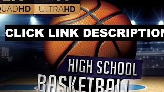 Fargo North vs Fargo Davies - High School Basketball Live Stream 1/28/2020