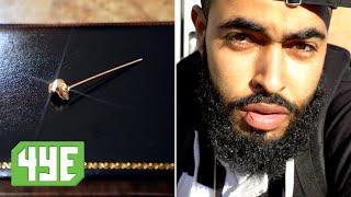 14k gold toothpick